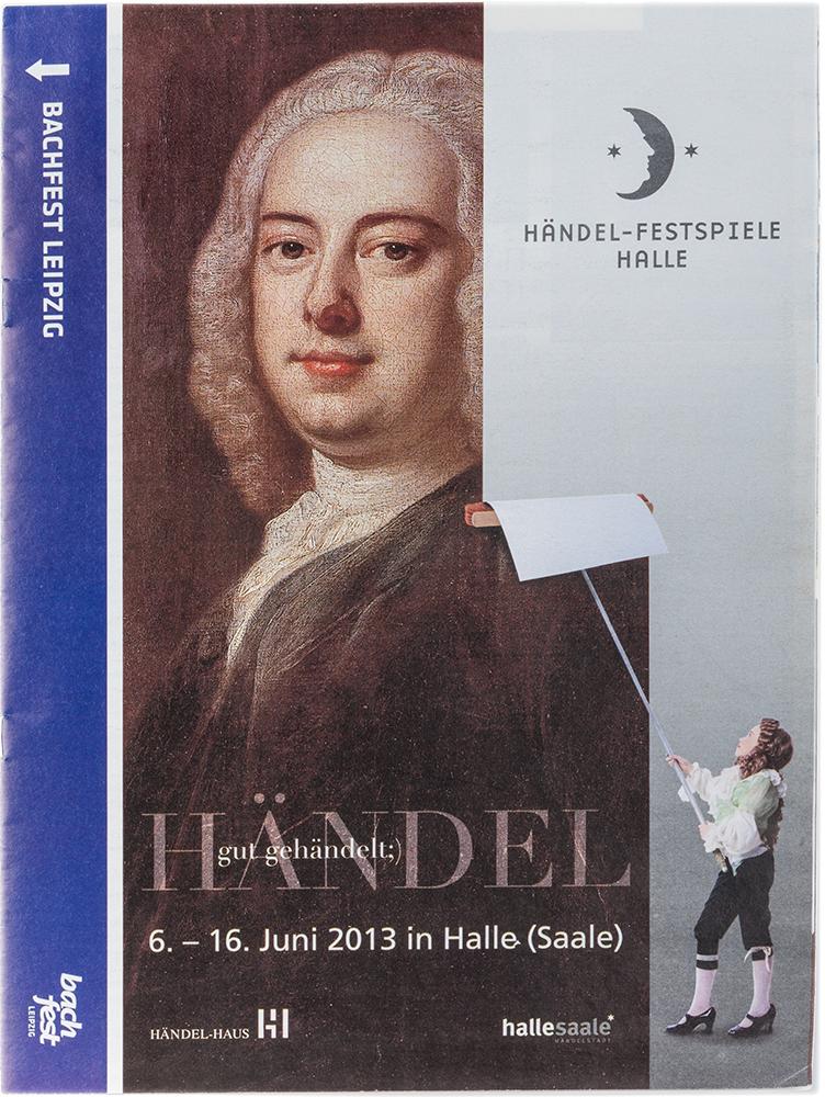 Händel-Festspiele Halle 2013