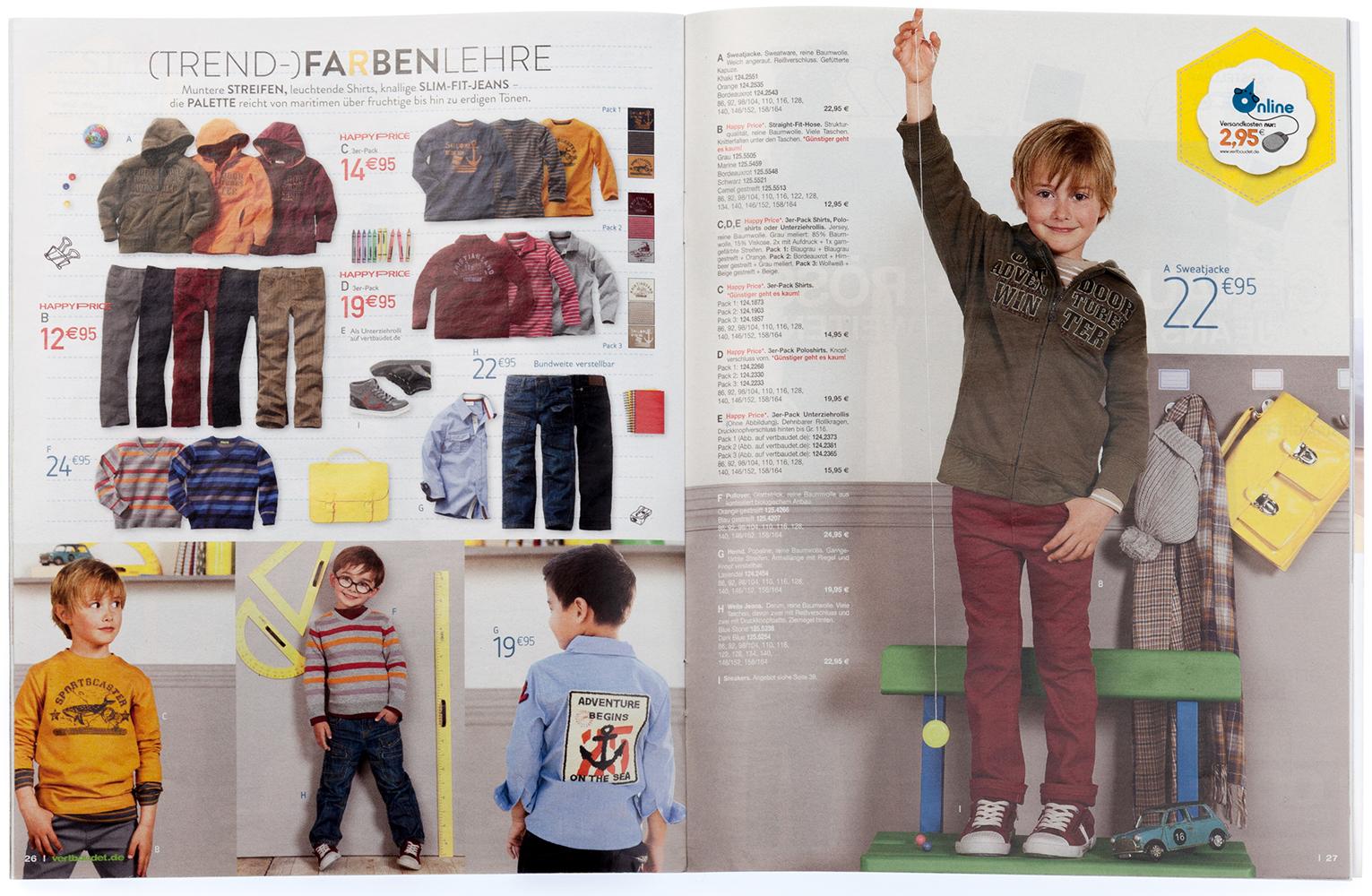 vertbaudet Magazin 2013/14 Seite 26