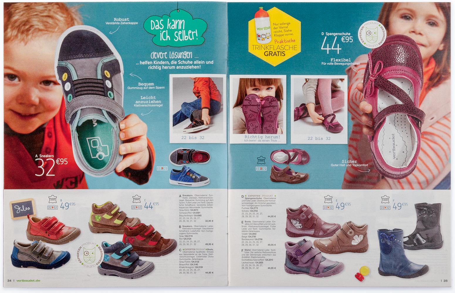 vertbaudet Magazin 2013/14 Seite 34