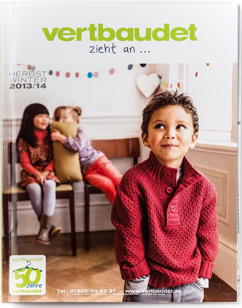 vertbaudet Katalog Kleidung 2013/14
