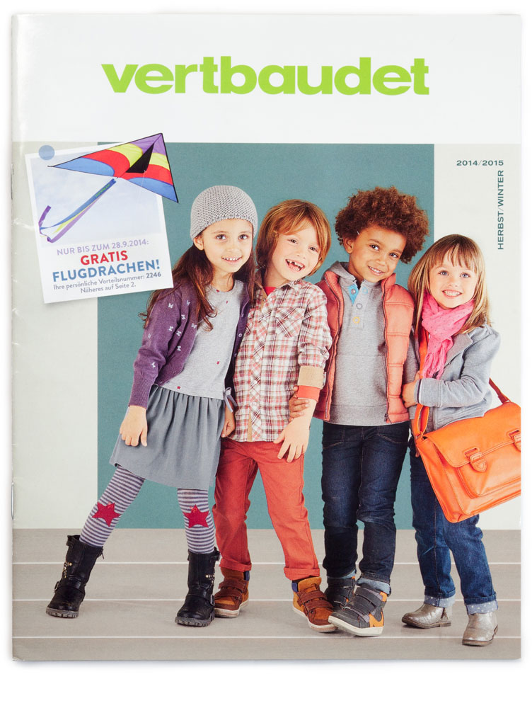 vertbaudet Katalog Kleidung 2014/15 2