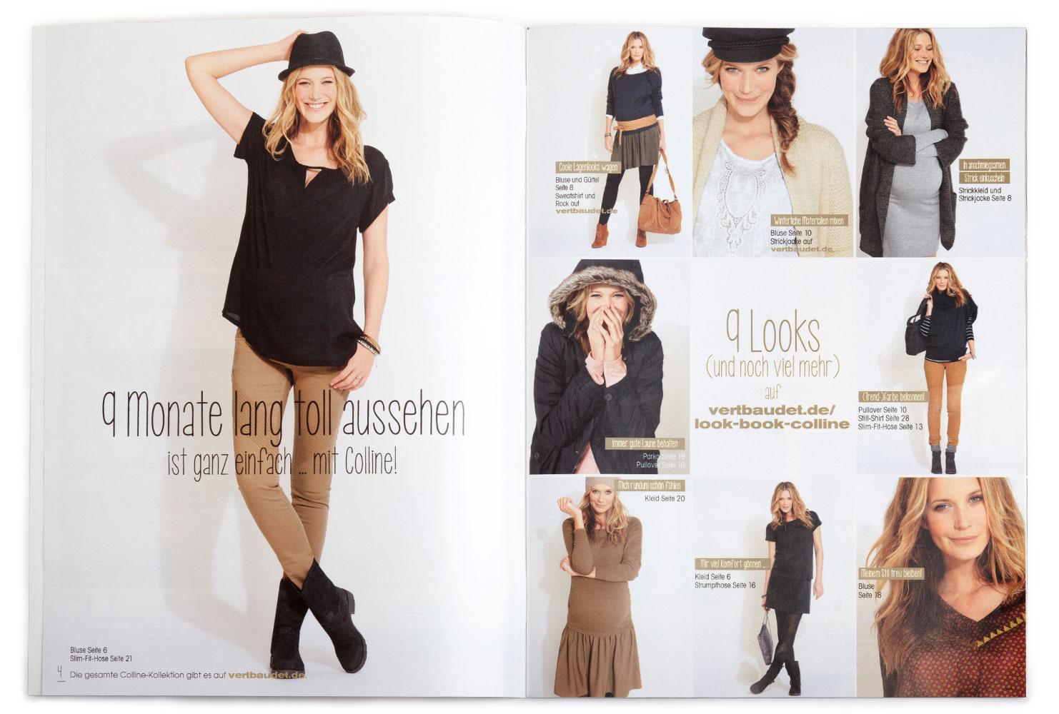 Colline Katalog Kleidung Herbst/Winter 2014/15 Seite 4