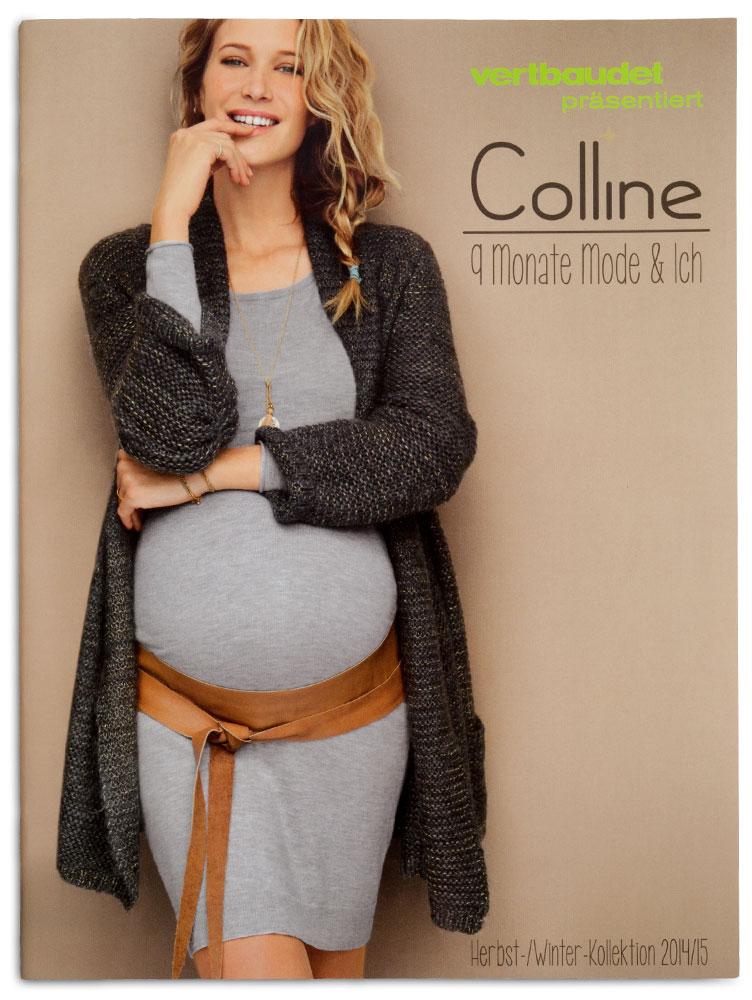 Colline Katalog Kleidung Herbst/Winter 2014/15