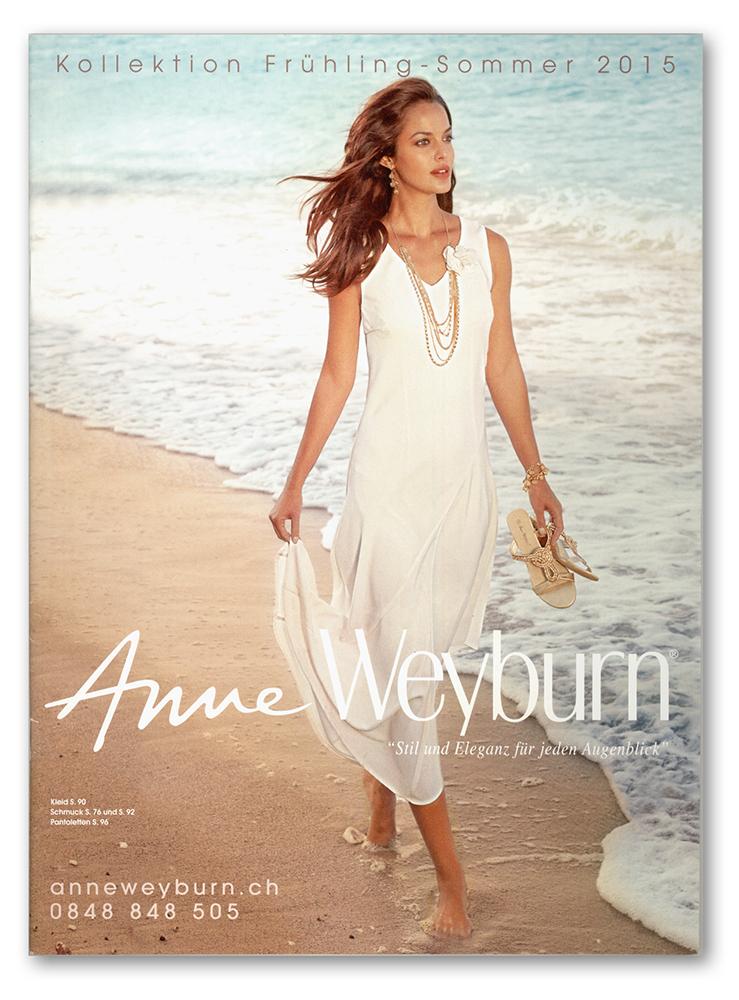 Anne Weyburn Wiesemann Translations