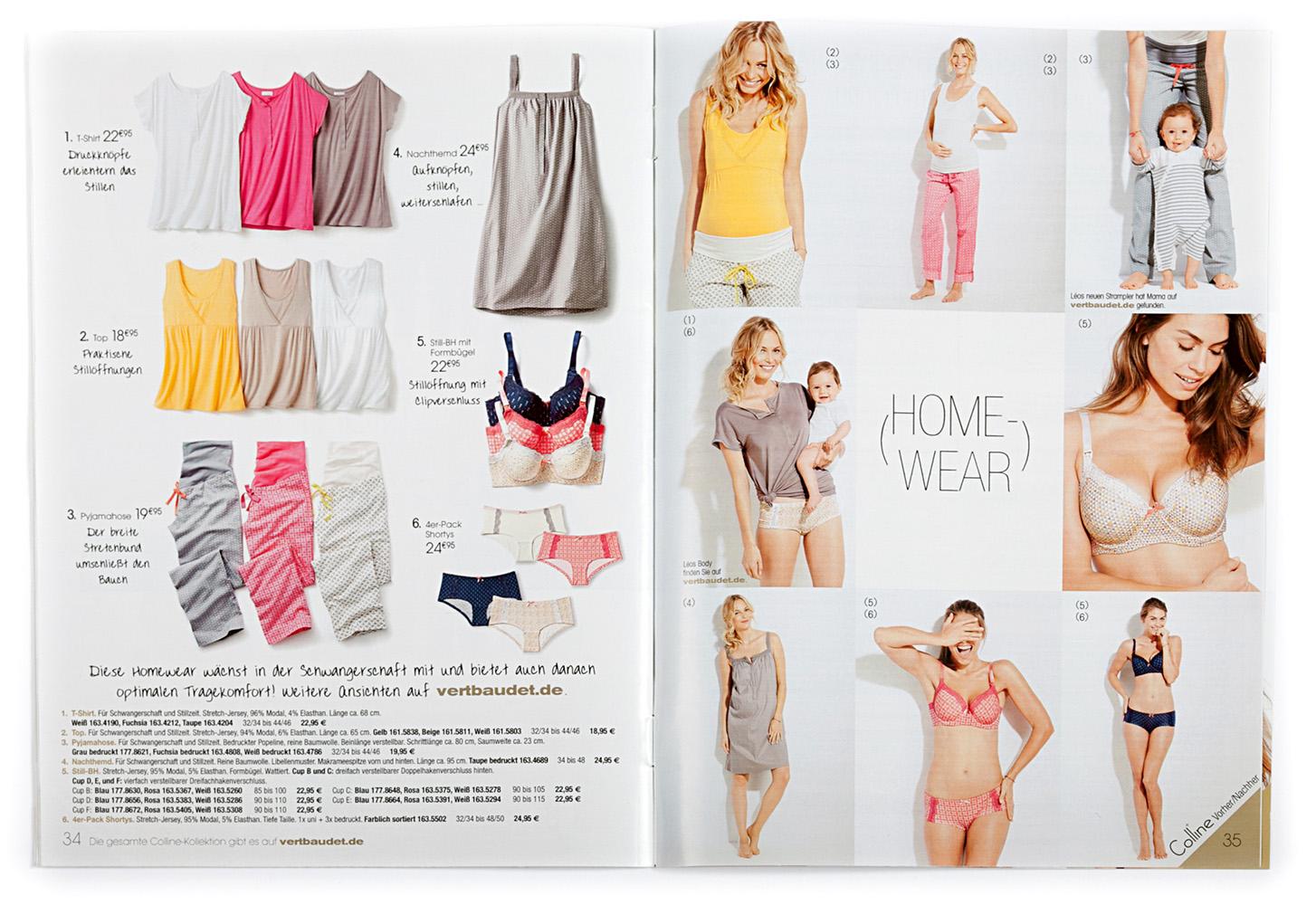 Colline Frühjahr-Sommer-Kollektion2015 Seite 35