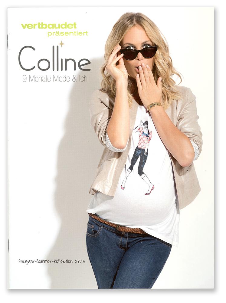 Colline Frühjahr-Sommer-Kollektion2015 Titel